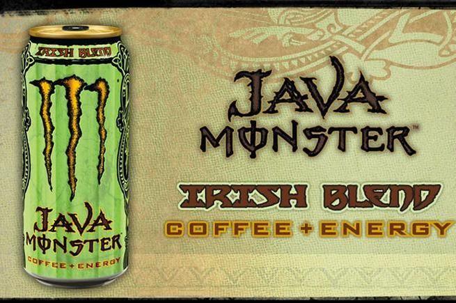 Monster Energy Java Monster Coffee Energy Monster Flavors Energy Drinks