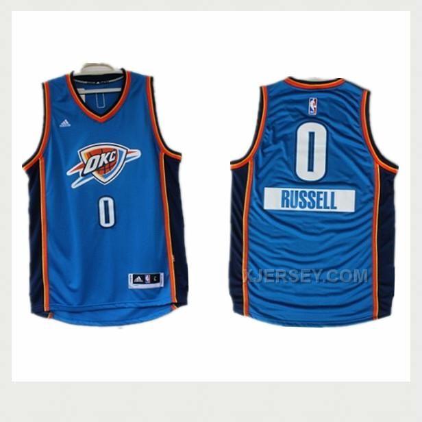 Russell Westbrook Supersonics Jerseys
