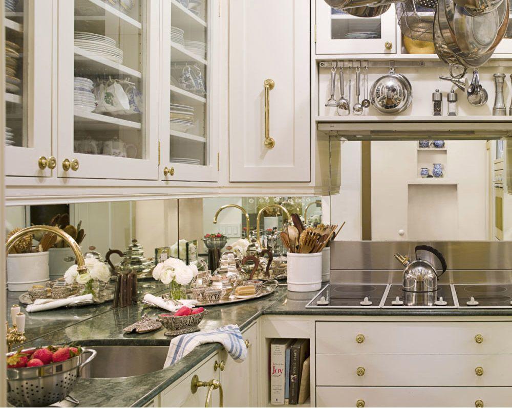 Cozinha pequena: charme e eficiência em 4,5 m2 | Despensa ...