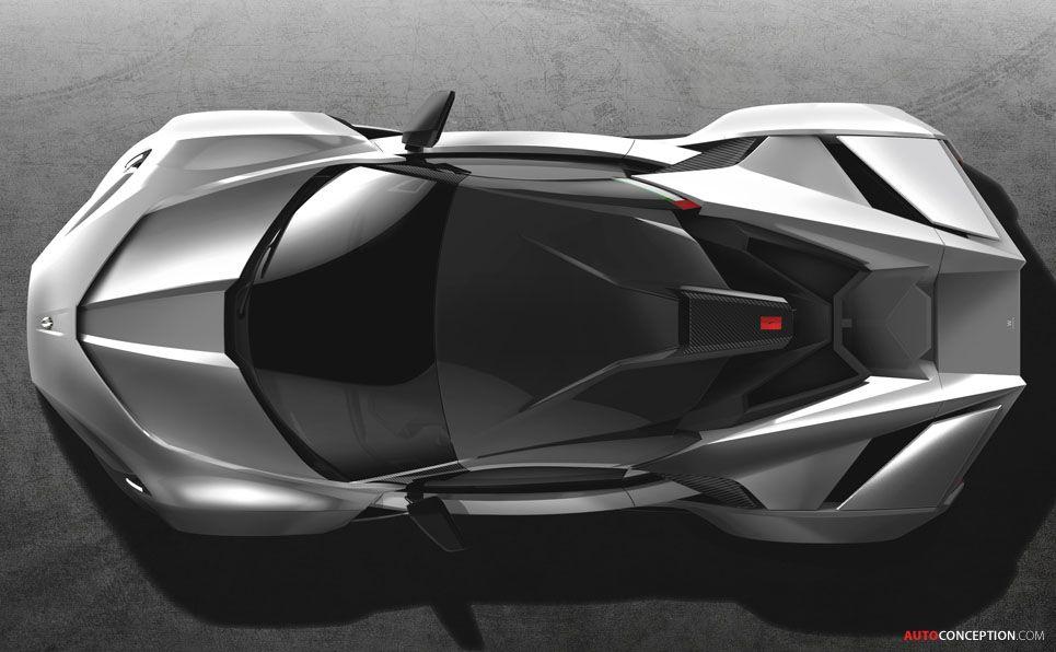W Motors Reveals Fenyr Supersport At Dubai Motor Show
