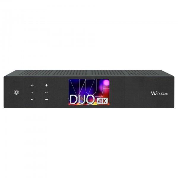 Vu Duo 4k 1x Dvb S2x Fbc 1x Dvb C Fbc Duo Vus Bar