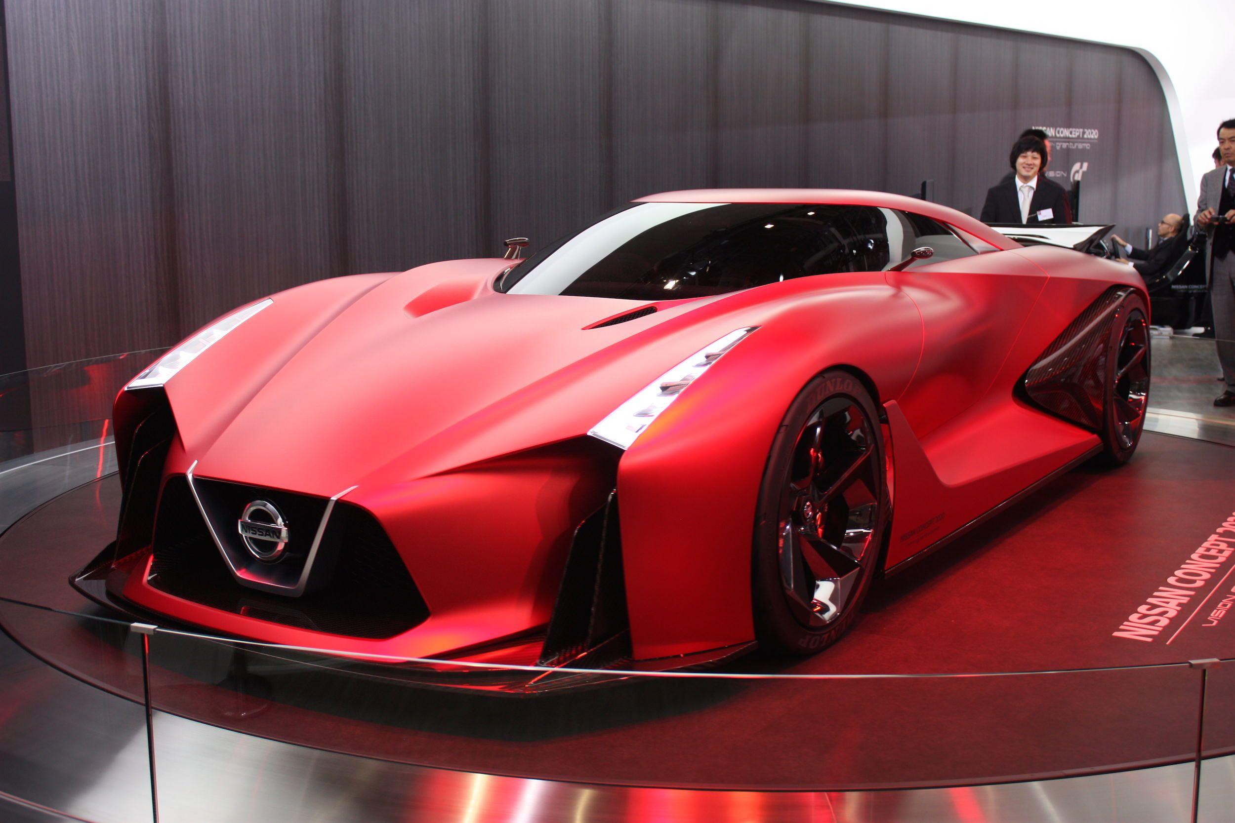 Tokyo Motor Show 2015 Nissan Concept 2020 Vision Gt Sssupersports Com Tokyo Motor Show Nissan Nissan Gt