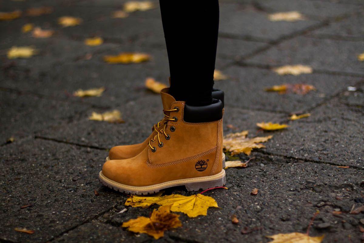 Timberland Miodowe Buty W Stylizacji Na Jesien Shoes Shoe Image Timberland Boots
