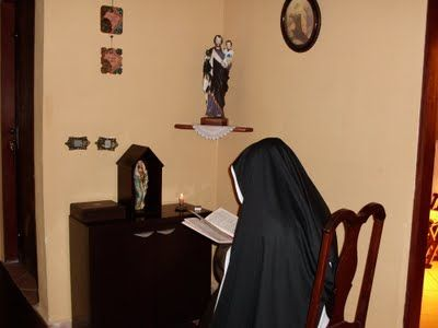 Traditional Carmelite hermit: Day by Day in the Desert