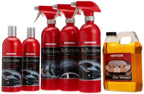 Mothers Car Care >> Mothers Reflections Car Care Kit Cleaning Kit Kit Cars Car