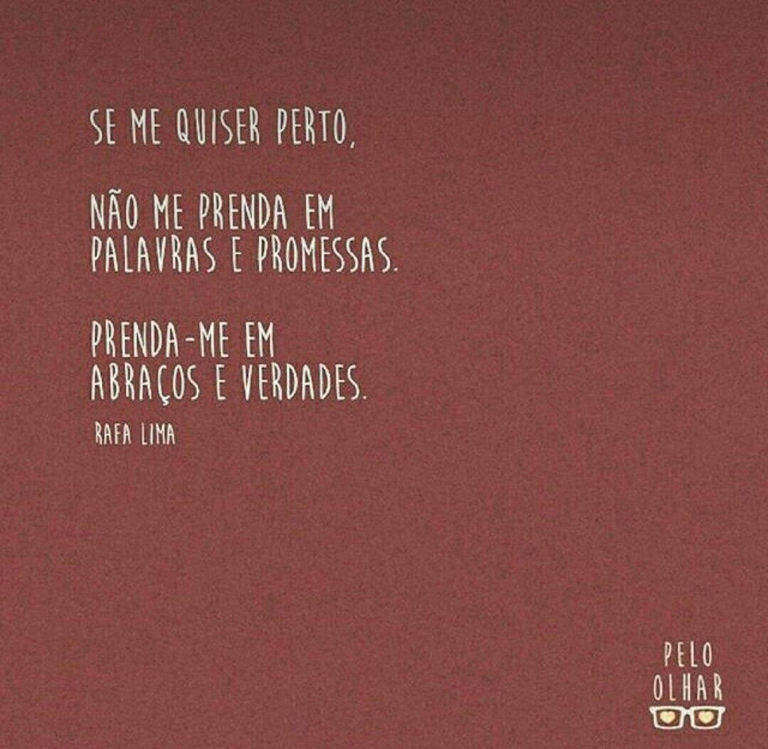 Pin von Cristhiane Almeida auf Palavras que falam por mim | Pinterest