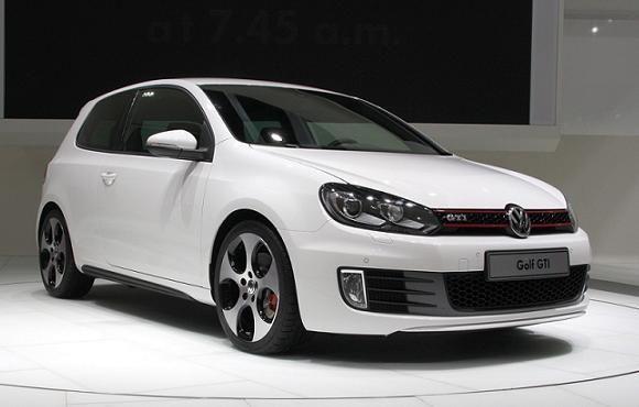 Coming to America Volkswagen GTI RSeries  Car Volkswagen golf