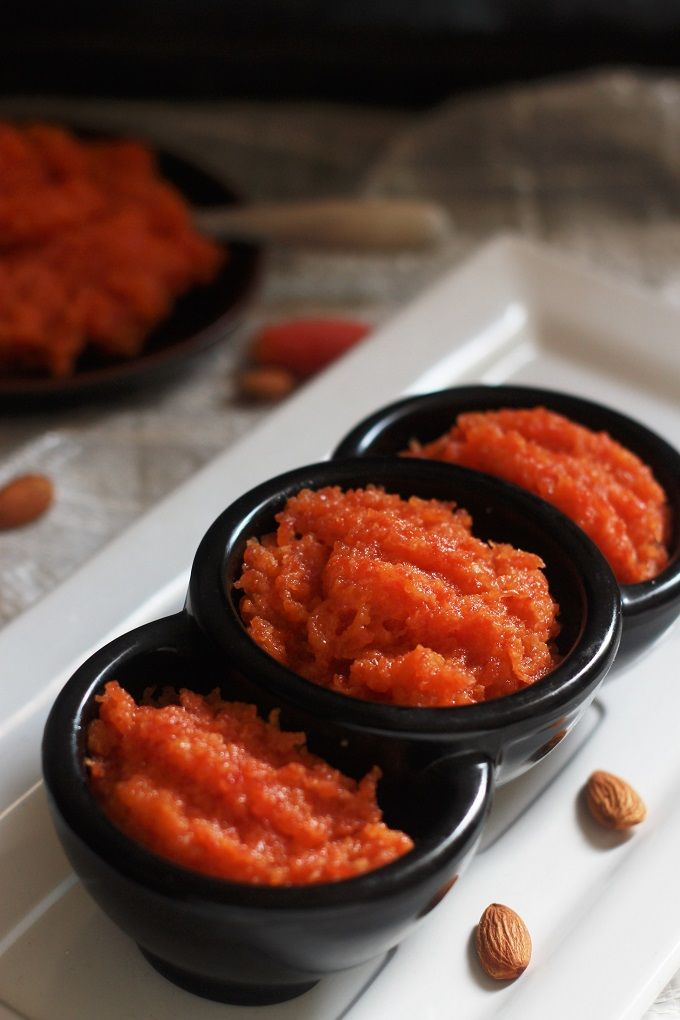 gajar ka halwa in microwave has to be one of the easiest way of making this delicious and famous on hebbar s kitchen halwa id=16382