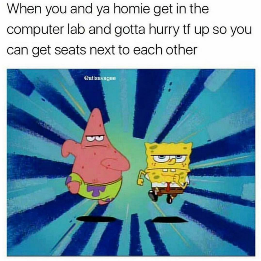35 Memes You Should Send To Your Childhood Bff Right Now Funny Spongebob Memes Spongebob Funny Funny Relatable Memes