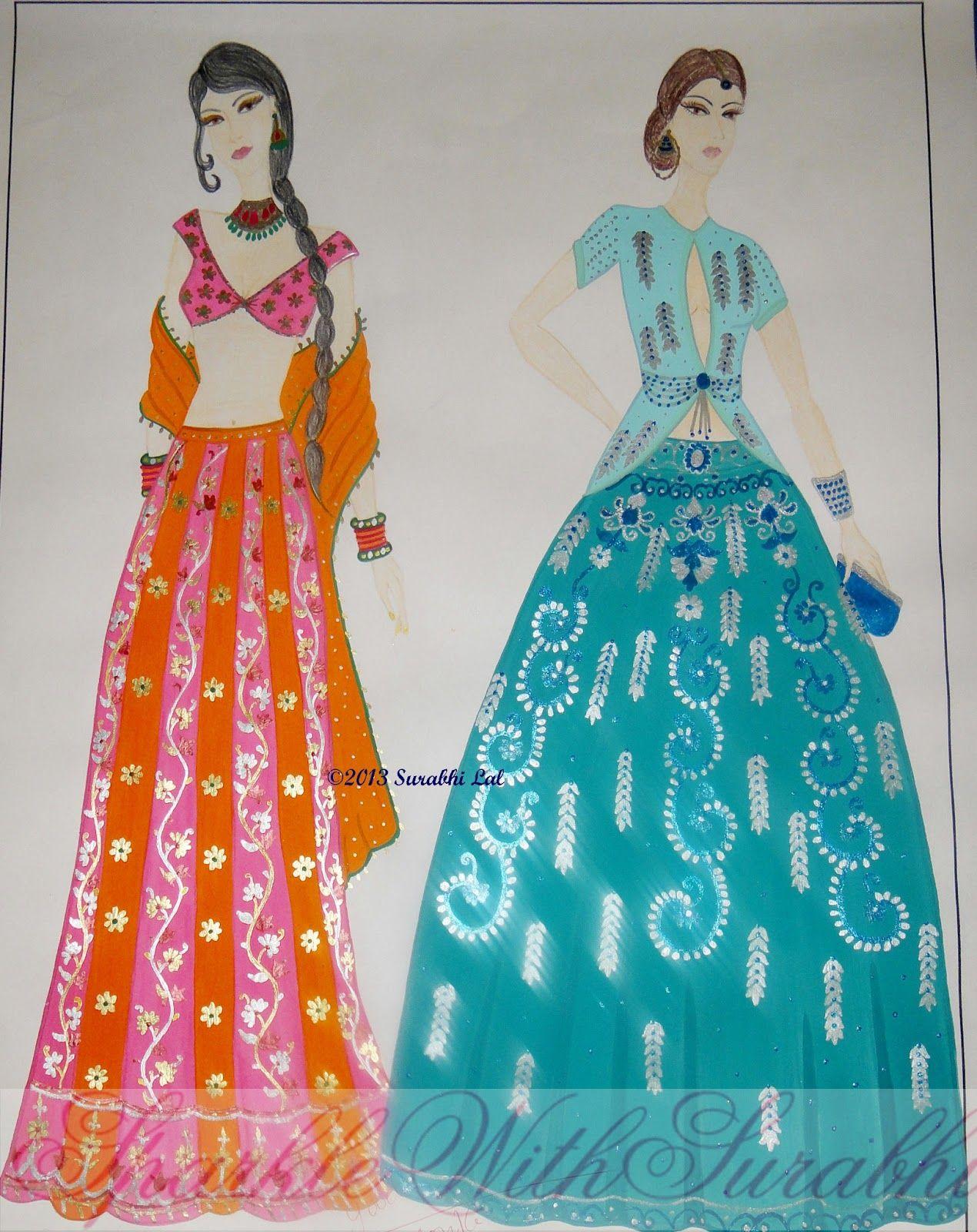 Wedding Illustrations   Indian Wedding Illustration Pictures ...