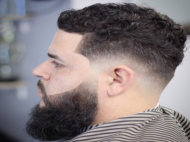 Pin by Hairstyles on Hairstyles For Men | Pinterest | Big guys and ...