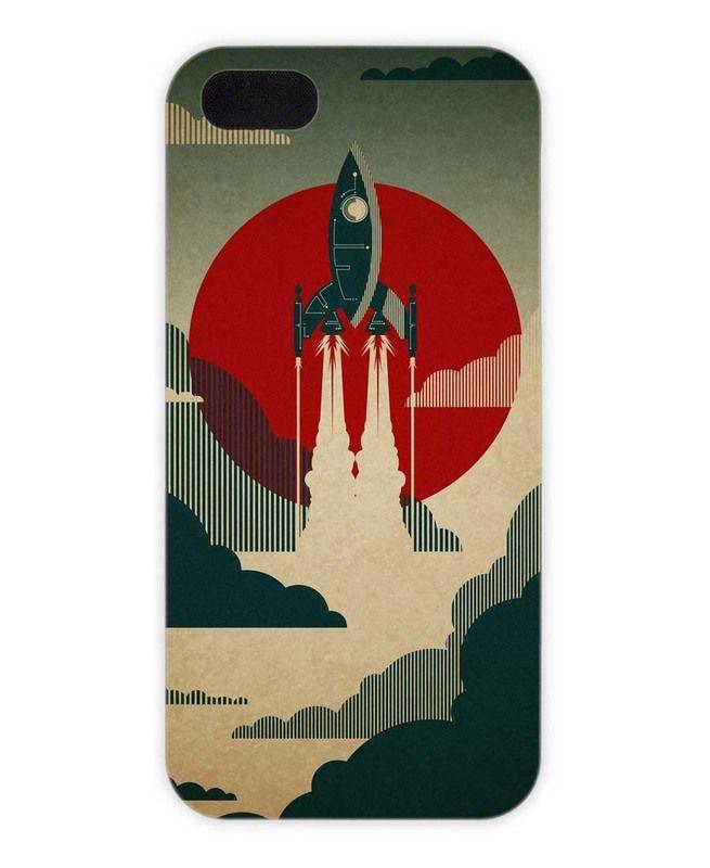 The Voyage en Coque iPhone 5C par Danny Haas | Art et illustration ...