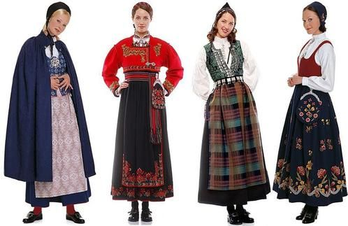 Style A Norwegian Dress Suitable For Office Use Choosmeinstyle In 2020 Norwegian Clothing Norwegian Dress Norwegian Fashion