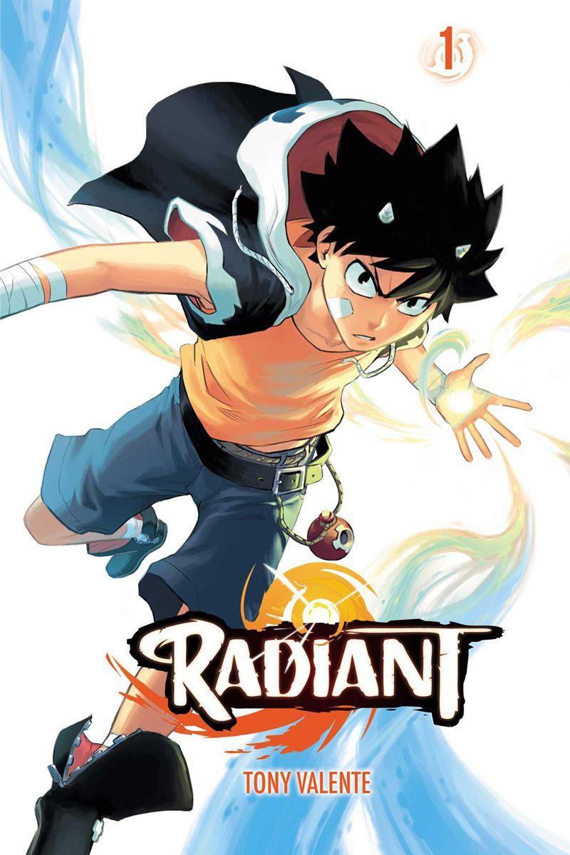Radiant Anime, Manga, Animes online