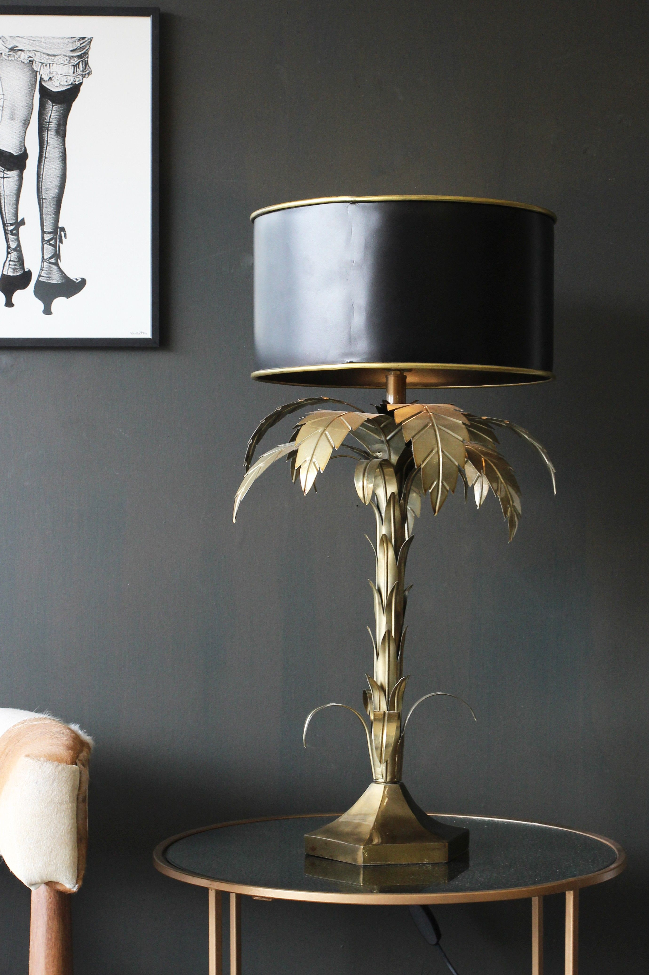 Palm tree table lamp lighting rocket st george sweet home palm tree table lamp lighting rocket st george geotapseo Image collections