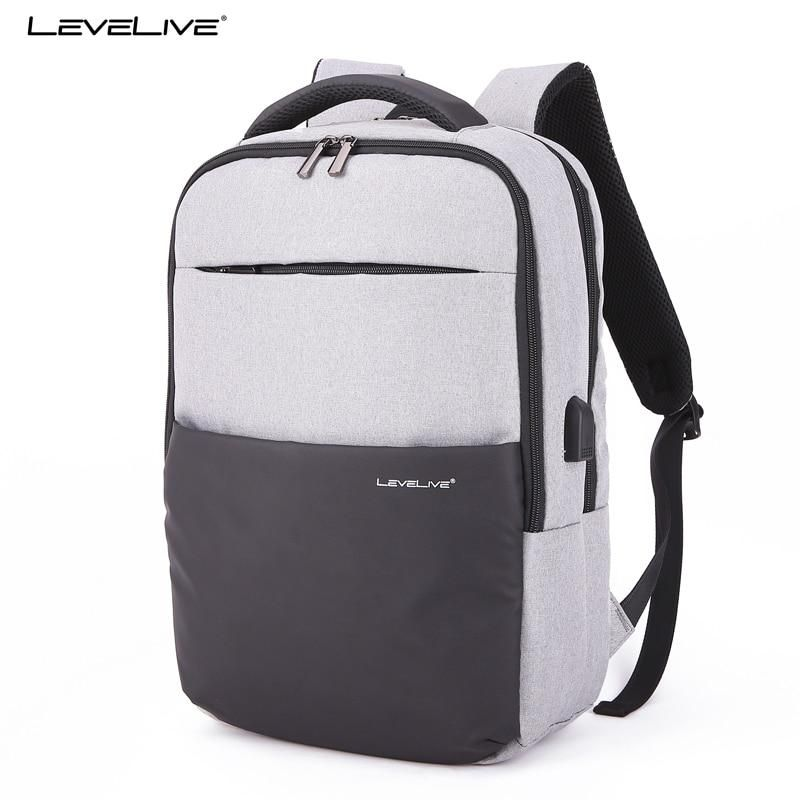 "4-Way 15.6/"" Laptop Tablet Carrying Case Backpack Rucksack Bookbag Men Women 033"