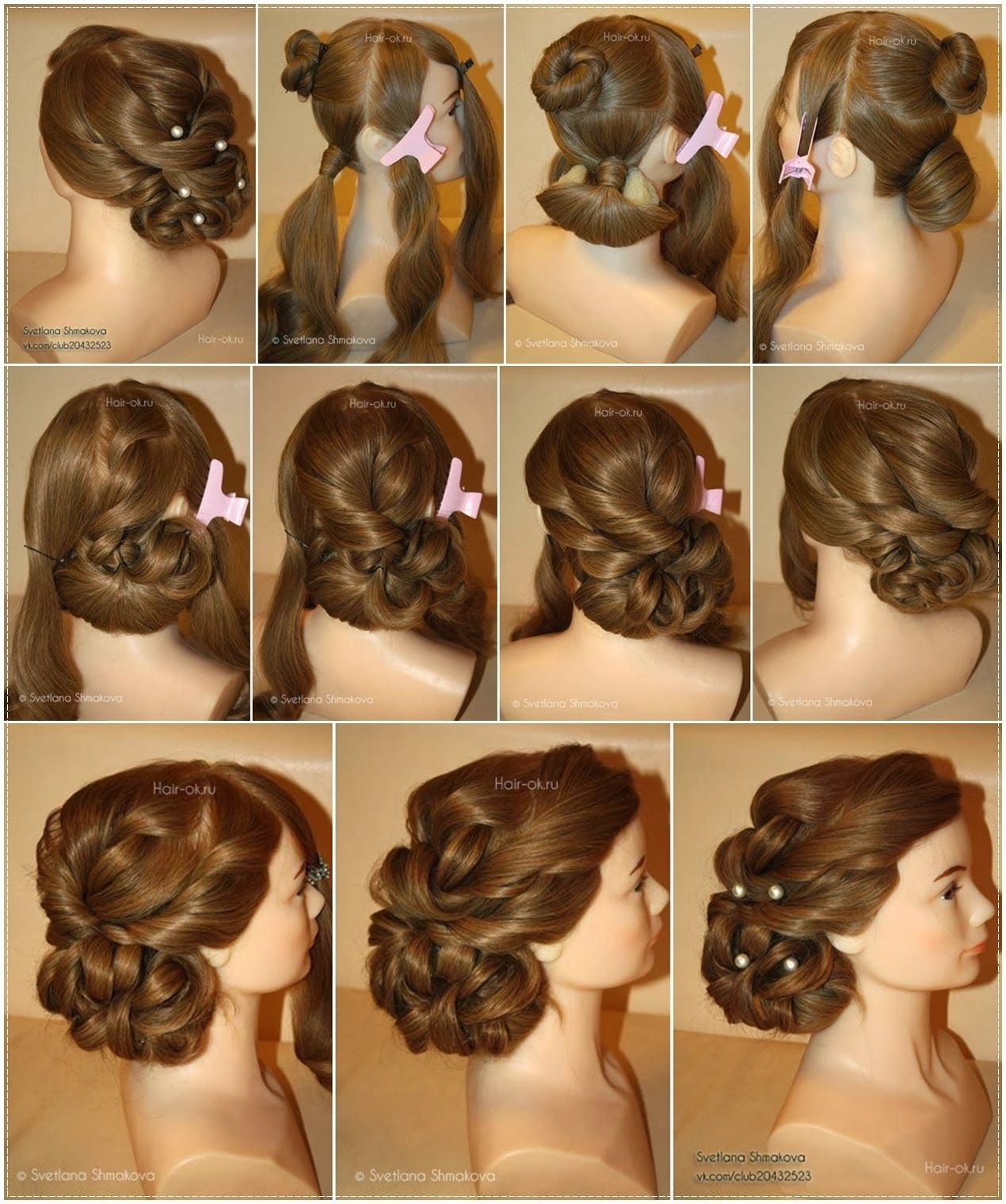easy hairstyles step by step dailymotion ~ calgary, edmonton