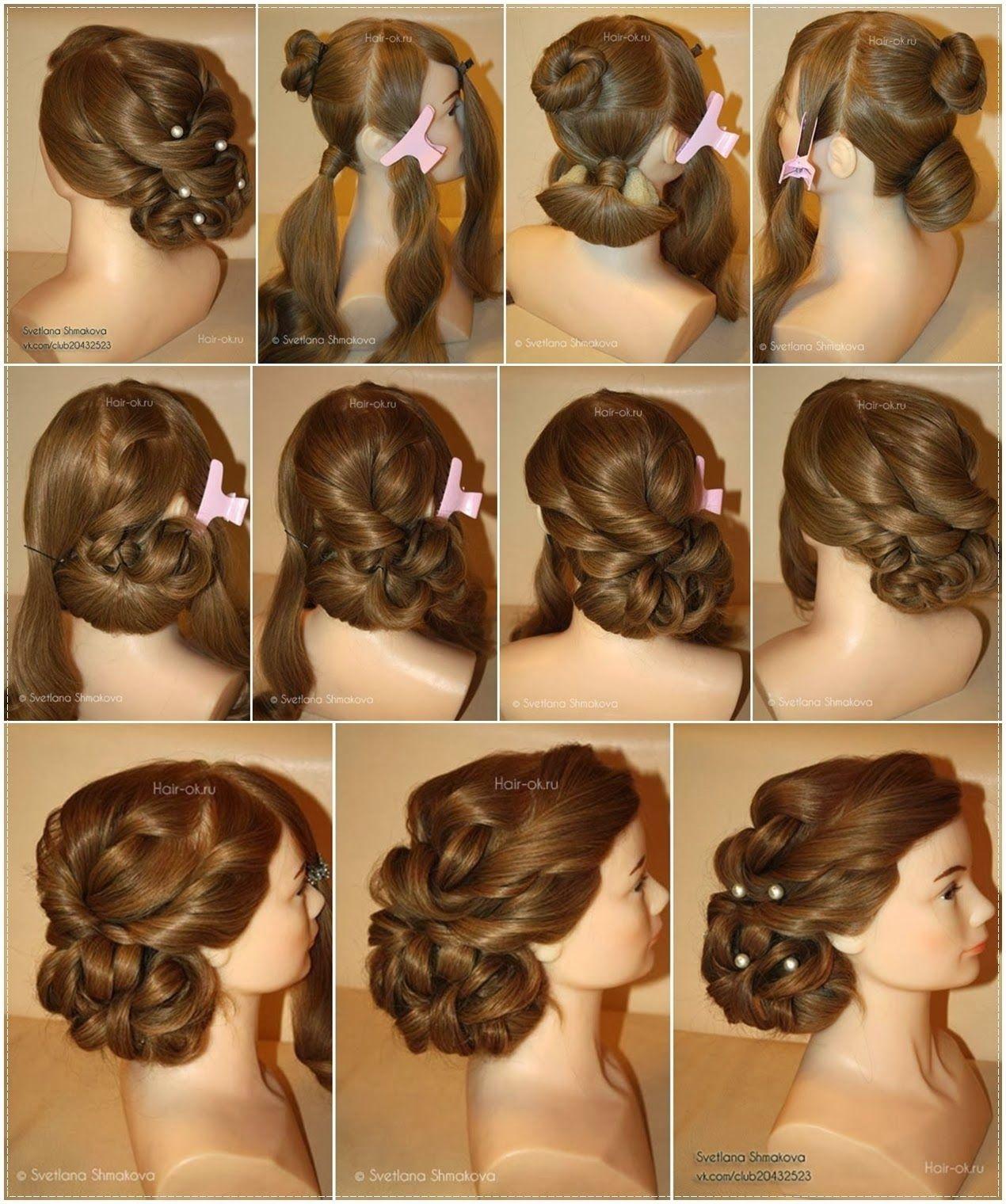 easy hairstyles step by step dailymotion ~ calgary, edmonton