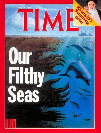 time magazine cover  ocean pollution
