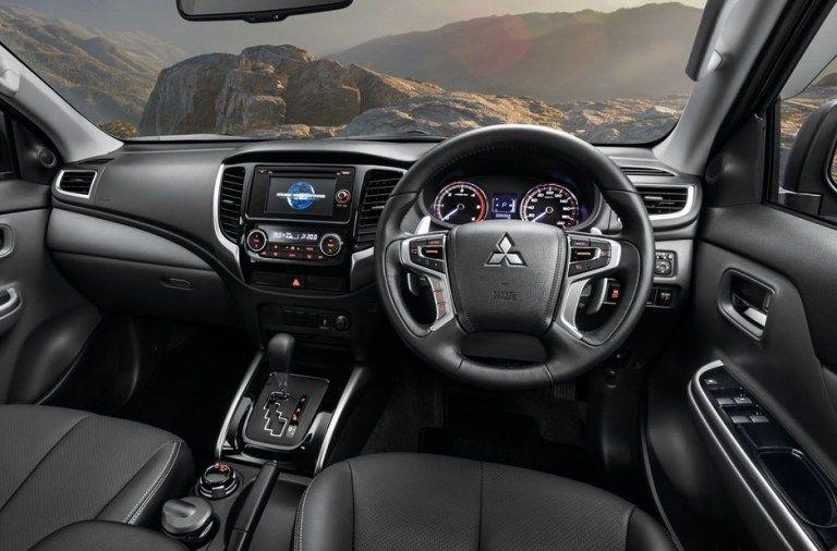 2020 Mitsubishi Triton Interior Mitsubishi Triton Release Date