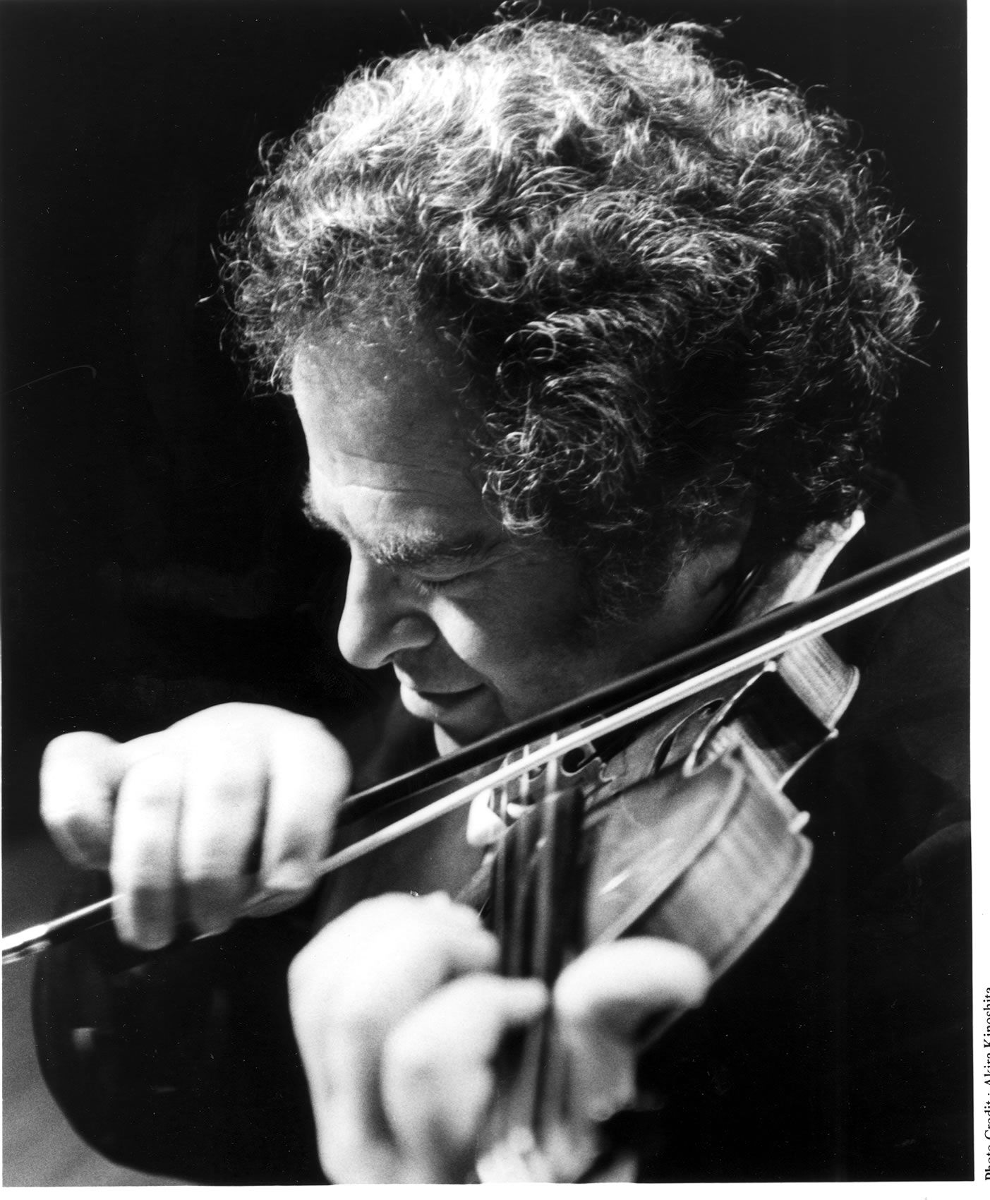 Itzhak Perlman--heavenly performer