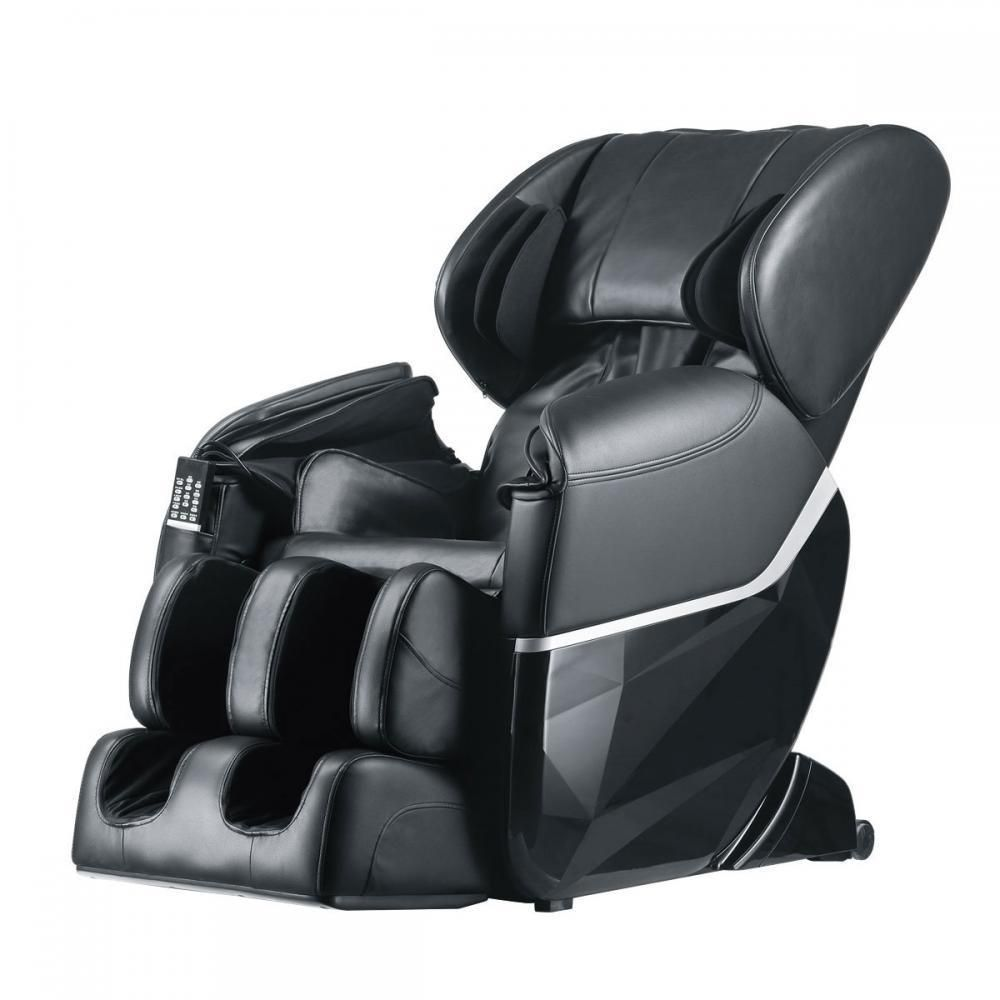 New Electric Full Body Shiatsu Massage Chair Foot Roller -1210