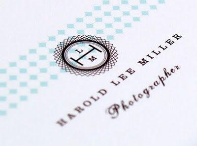 photographer logotype