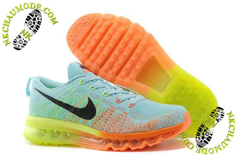 design intemporel e4be6 3b886 magasin de chaussure nike air max 2014 Femme Bleu Clair ...
