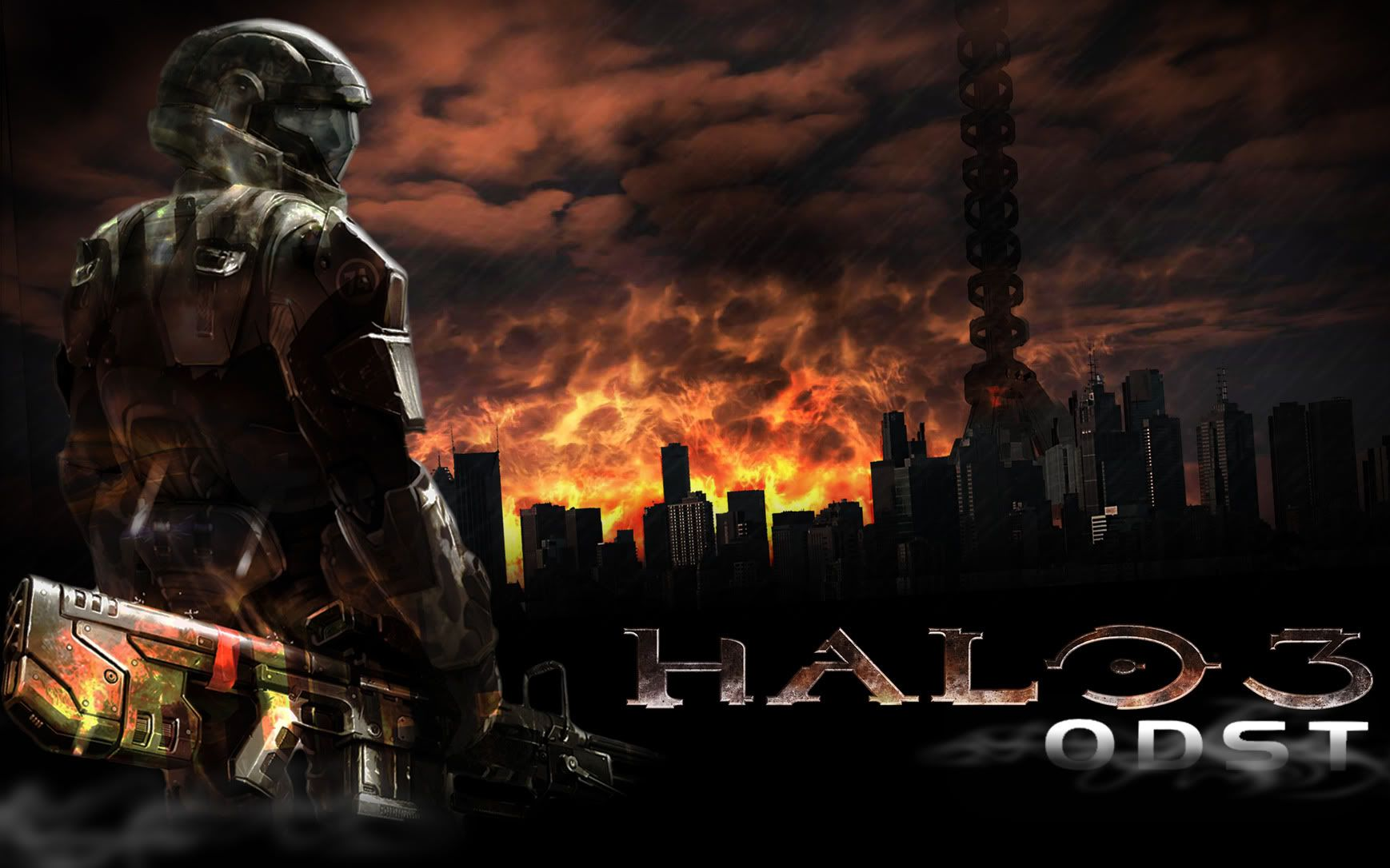 Halo 3 Odst Wallpapers 1080p Halo Halo 3 Odst Halo 5 Guardians