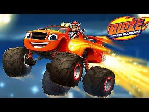 Blaze and the monster machines 5 hour compilation for Blaze cartoni