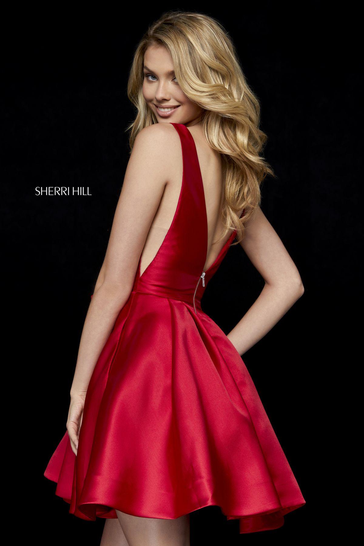 Style  52179 – Sherri Hill  a6eff6919