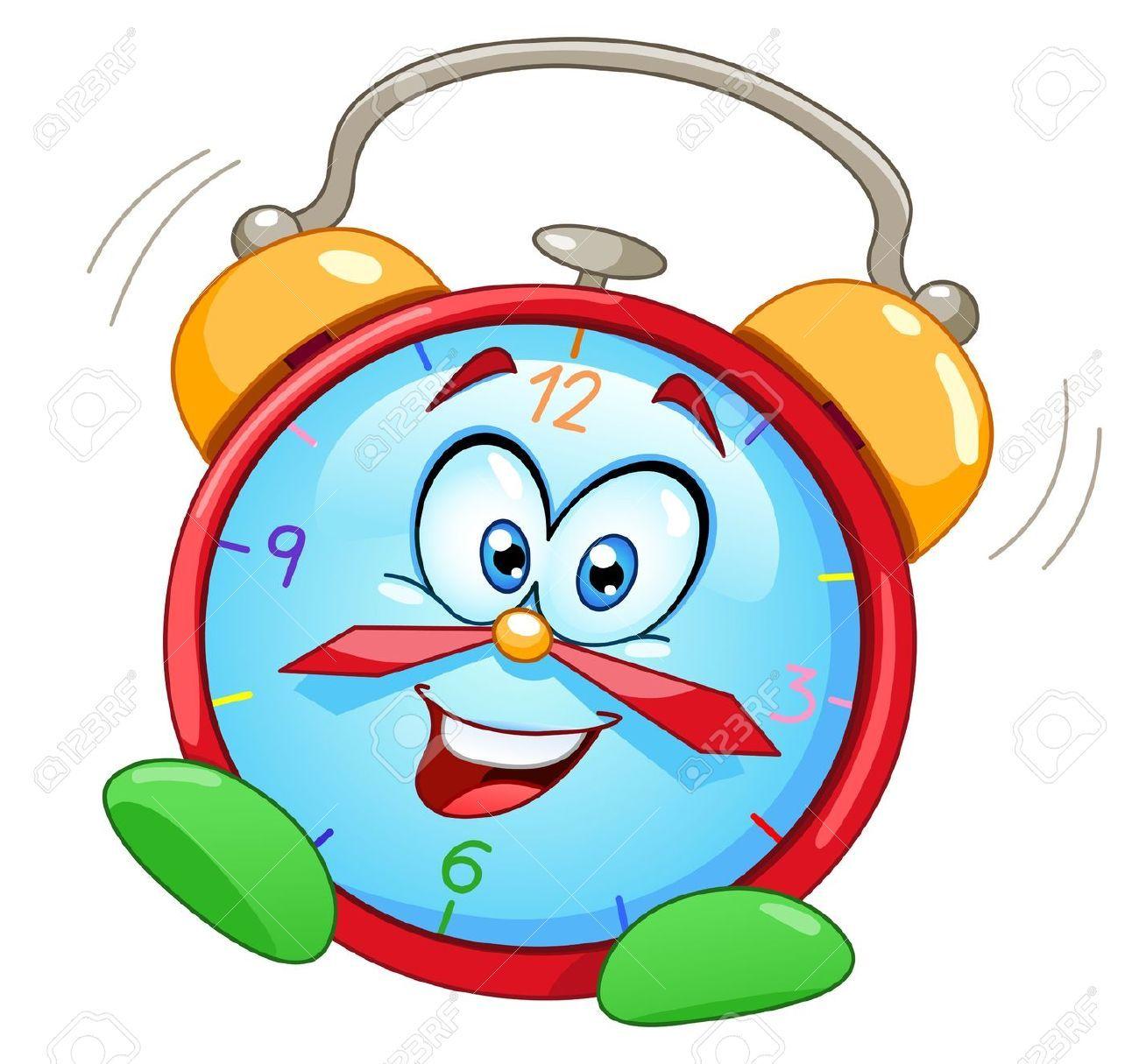 Pin De H B En Infantil Dibujos Para Ninos Ninos Y Ninas Animados Reloj Despertador