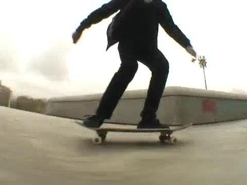 skate chic