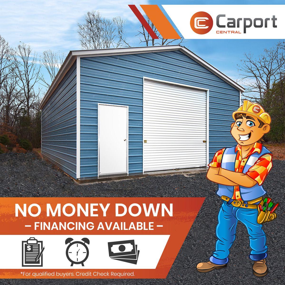 No Money Down Financing! in 2020 Rv cover, Carport