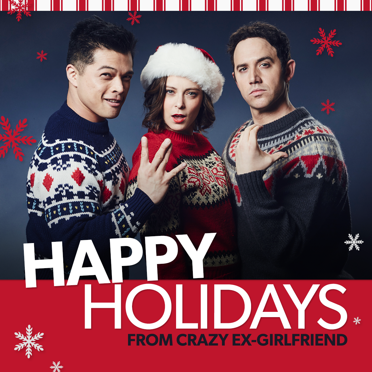 Give the gift of crazy ex girlfriend this holiday season and turn books m4hsunfo