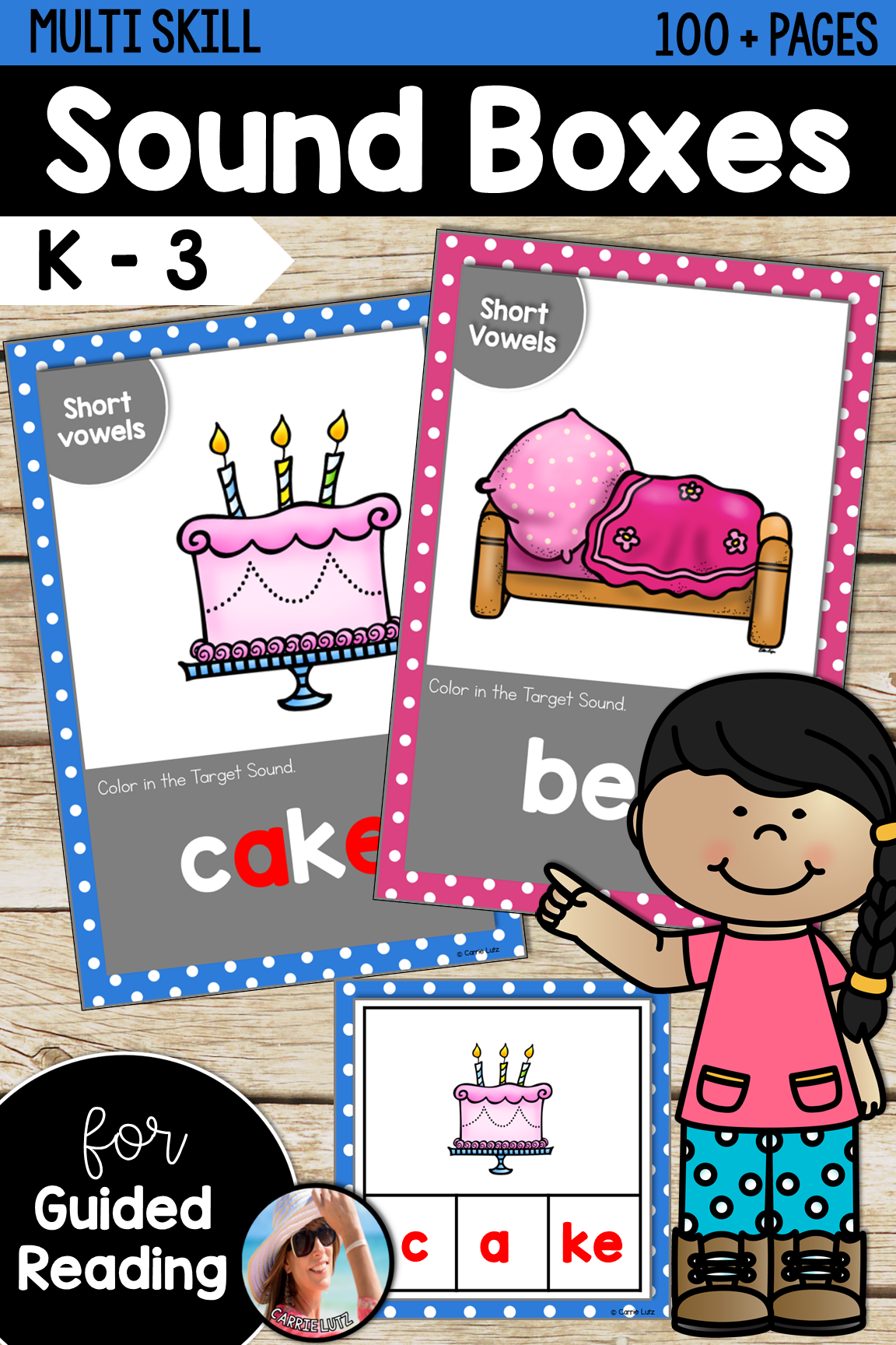 Sound Boxes For Spelling With Images