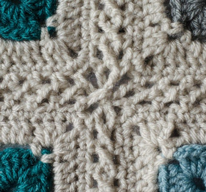 Happily Ever Afghan - Crochet a Flat Braid Join | Pinterest | Ganchillo