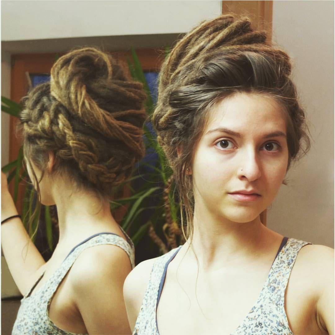 Dreadlock Wedding Hairstyles: Wedding Hair