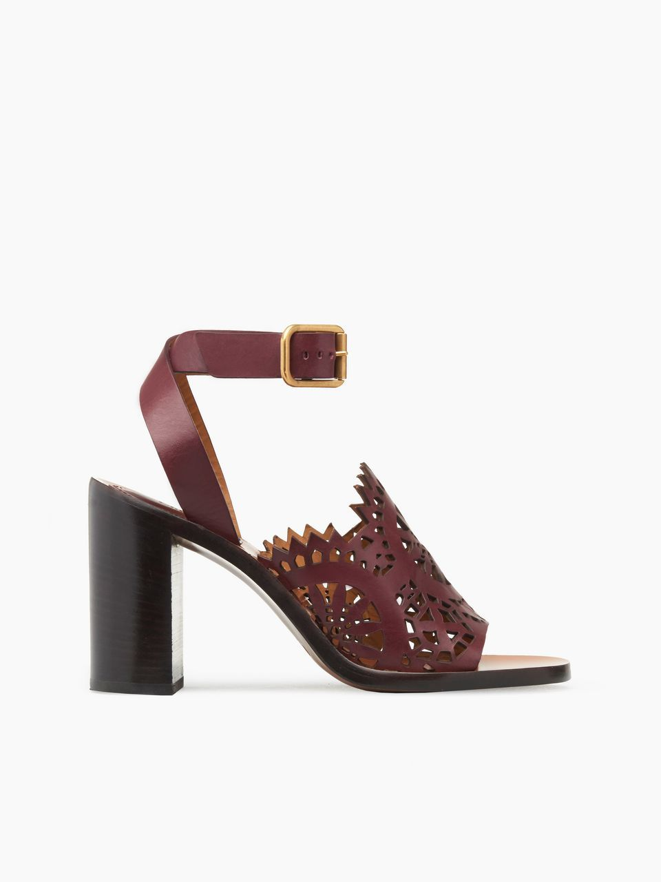 18d94164cc6d ... women on our Online Shop. Chloé Kelby sandal in vegetal calfskin from  the Fall 2016 collection