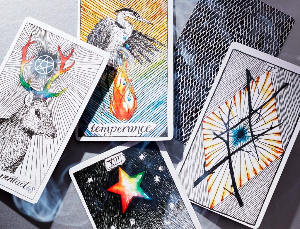 How to use tarot cards to guide daily decisionmaking
