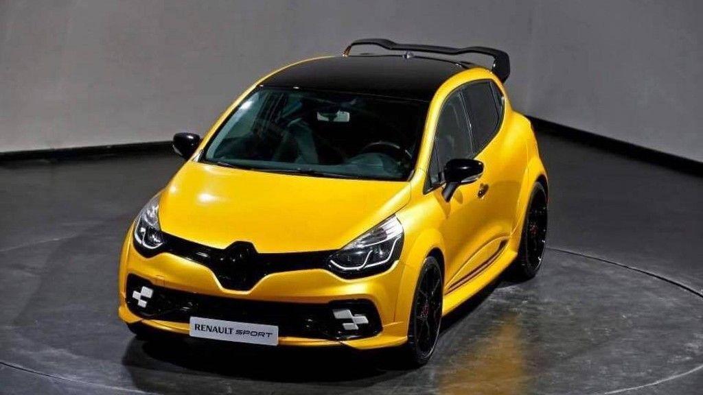 Renault Clio Rs >> Renault Sport Esta Preparando Una Sorpresa El Clio Rs Mas
