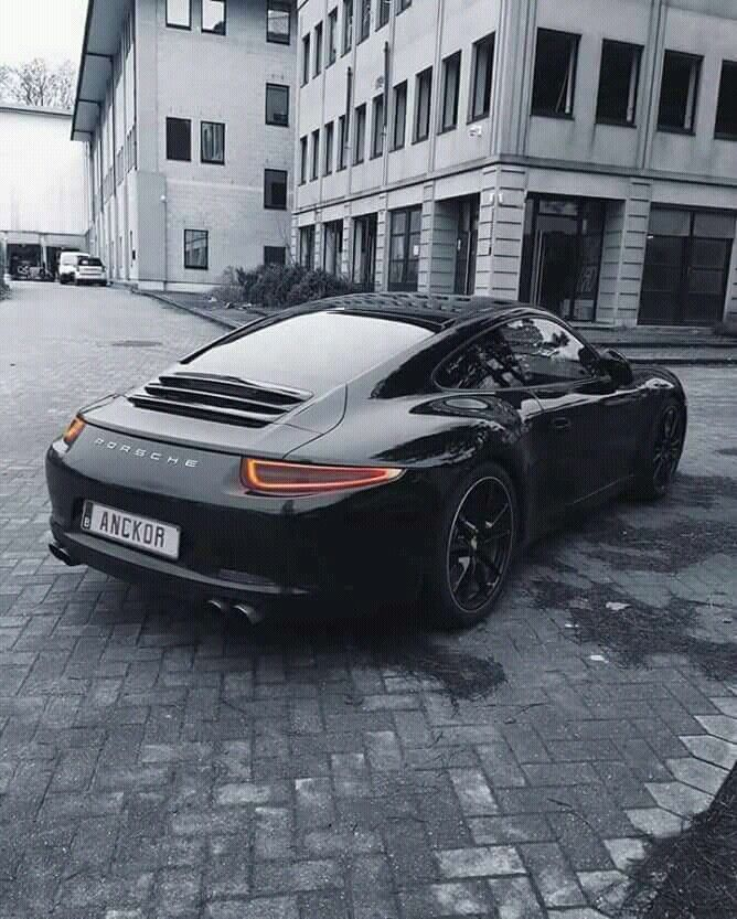 "Luxury Cars Porsche Cars Black Porsche: Pin By ""Geø"" On Super Cars"