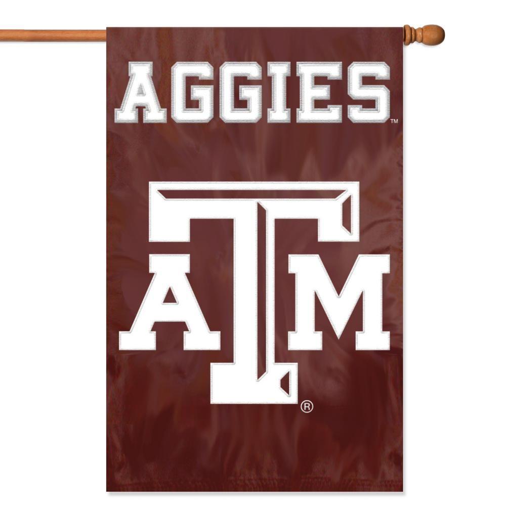 JTD Enterprises NCAA Texas A/&M Aggies Flag Red 3 x 5