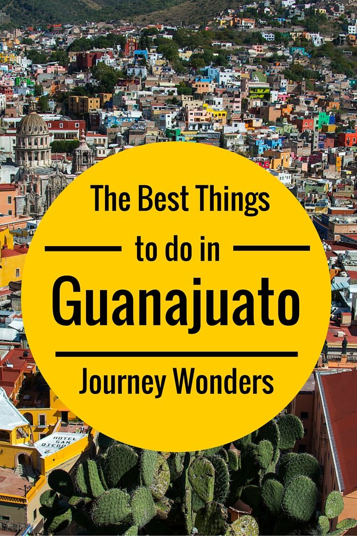 Guanajuato: The Most Beautiful City In Mexico ?