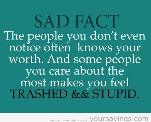 Ever Best Sad Quotes About Friends