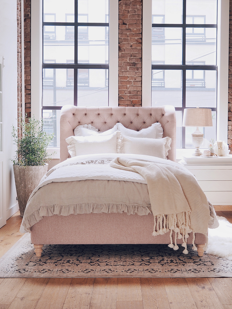 Jillian's Bed