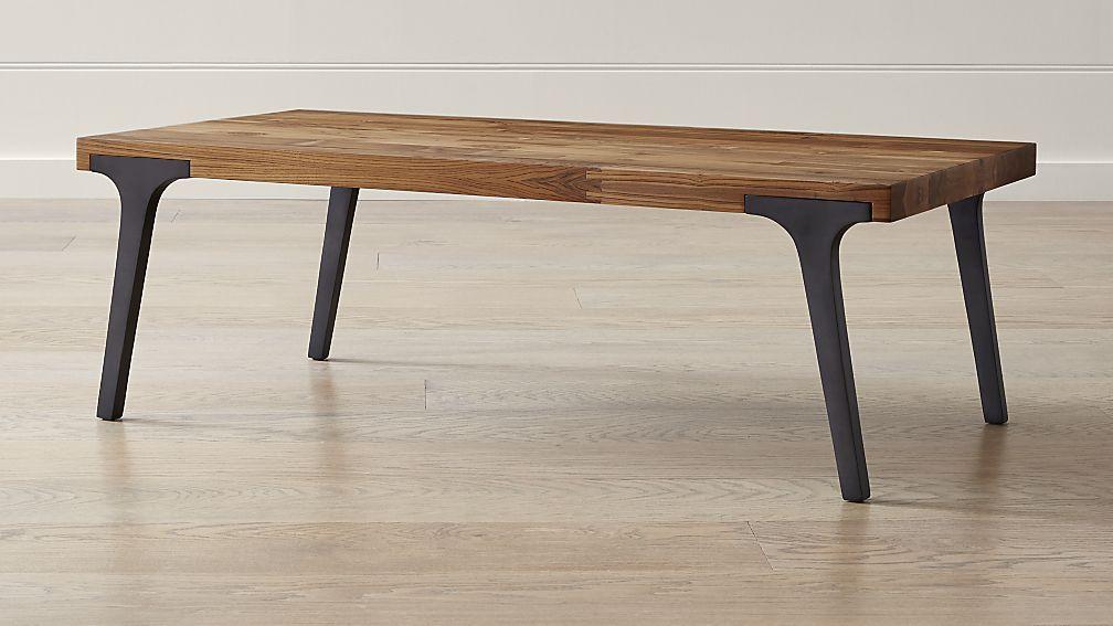 Lakin Recycled Teak Coffee Table Teak Outdoor Coffee Table Coffee Table Crate And Barrel Coffee Table
