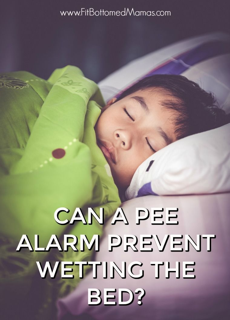 Can A Pee Alarm Prevent Wetting The Bed Our Experiment Says Yes