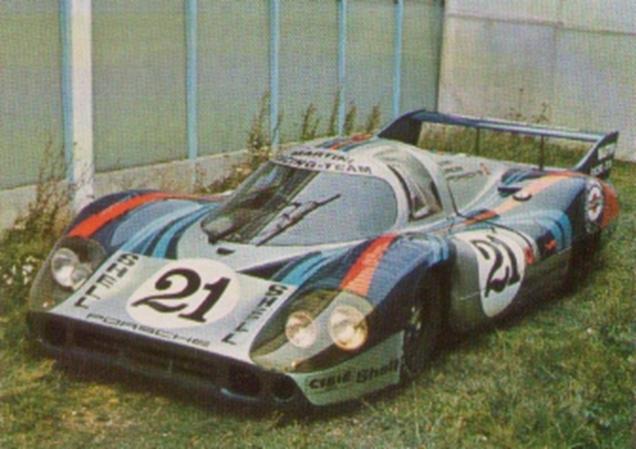 porsche 917 lh le mans 1971 porsche garage teloch voiture le mans et formule 1. Black Bedroom Furniture Sets. Home Design Ideas