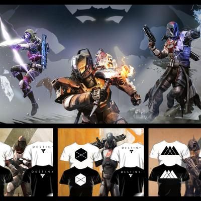 Destiny,video games, game shirts, hoodies, Christmas gifts, game ...